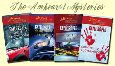 The Amhearst Mysteries by Gayle Roper