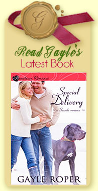 New from Gayle Roper